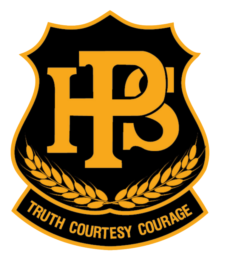 Peel High School logo