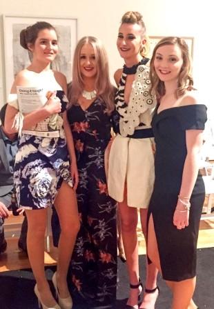 Australian Wool Fashion Design Awards Peel High School