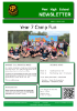 PHS Newsletter Week 6 Term 1